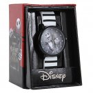 Disney The Nightmare Before Christmas NBC Jack Skellington & Sally Stripe Wrist Watch