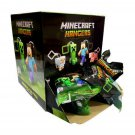 "Jinx Minecraft Hangers 3"" Figure Mystery Blind Bag Series 1 Case of x24 Sealed Packs"