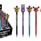 FUNKO POP! Collectible Pen Toppers: Five Nights at Freddy's FNAF Complete Set of 6