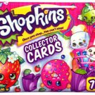 Bulls i Toy Shopkins Collector Trading Cards Single Pack x24 (totaling 168) - Season 1 & 2 - VHTF