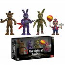 "Funko Five Nights at Freddy's FNAF 2"" Collectible Vinyl Figure 4 Pack Set Two 2"