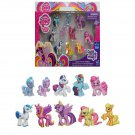 My Little Pony Friendship is Magic Cutie Mark Twilight Sparkle & Friends Mini Collection Set