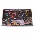 Retired Power Rangers Super Samurai Smash Rangers Action Figures by Bandai - #96257