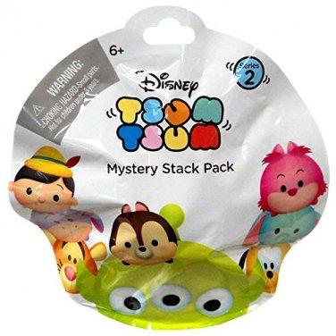 Retired Disney Tsum Tsum Series 2 Mystery Stack Pack Blind Bag Full Case of �24 Sealed Packs