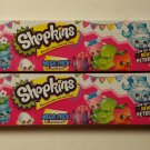 Shopkins Season 4 Mega Pack By:Moose Toys - #56176 ×2 Sealed