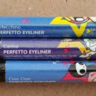 Set of 3 Sephora x tokidoki Perfetto Eyeliner 0.02 fl. oz. / 0.55 ml Arlecchino, Carina, & Ciao Ciao