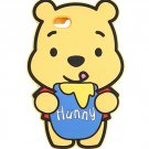 Loungefly Disney Winnie the Pooh Bear & Honey Pot iPhone 6/6s Case