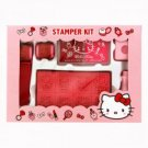 Retired Sanrio Hello Kitty Stamper Kit: Cosmetics Collection