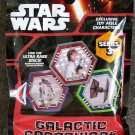 Topps Disney Star Wars Galactic Connexions Series 3 Trading Disc & Game Blind Bag Case of ×24 Packs