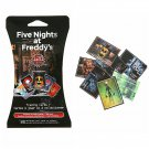 Five Nights At Freddy's FNAF Collectible Trading Cards Hanger Pack ×25 Sealed