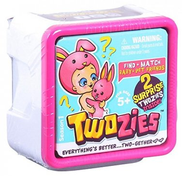Twozies Season 1 Mystery Surprise Pack Blind Box by Moose Toys - #57001 - �9 Sealed