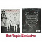 Supernatural The Official Coloring Book - Hot Topic Exclusive