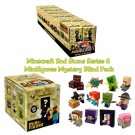 Minecraft End Stone Series 6 Mystery MiniFigures Blind Box Case of ×24 Sealed Packs by Mattel