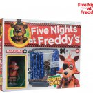 Five Nights At Freddy's Wave 1 McFarlane Foxy Pirate Cove Construction Set Walmart Exclusive