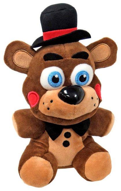 "FUNKO Five Nights at Freddy's | FNAF Toy Freddy Gamestop Exclusive 6"" Plush Figure"