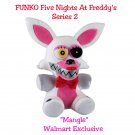 "Five Nights At Freddy's FNAF FUNKO Series 2 Mangle 6"" Collectible Plush Figure Walmart Exclusive"