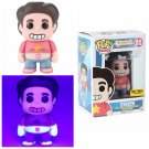 Funko Steven Universe POP! #85 Animation Glow-in-the-dark Steven Vinyl Figure Hot Topic Exclusive