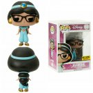 Funko Disney POP! #68 Aladdin Jasmine (Glasses) Nerdy Hipster Vinyl Figure Hot Topic Exclusive