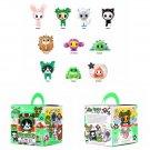 tokidoki Cactus Pets Figures Mystery Blind Box Full Case of ×16 Sealed Packs by Simone Legno