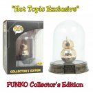 FUNKO Star Wars Rogue One Gold Chrome Dome BB-8 Collector's Edition #01 Hot Topic Exclusive