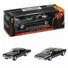 Greenlight Supernatural 1967 Chevrolet Impala Sport Sedan Die-Cast Metal Mini Replica Hot Topic Ex