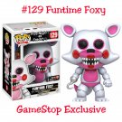 Funko Five Nights At Freddy's | FNAF POP! Games Funtime Foxy Vinyl Figure GameStop Exclusive