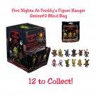 FNAF | Five Nights At Freddy's Collector Figure Hangers Blind Bags Series 2 ×9 Packs