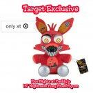 "Funko Five Nights At Freddy's FNAF Nightmare Foxy 16"" Plush Figure Target Exclusive"