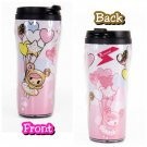 tokidoki Donutella Balloon 750ml Tumbler Designed by Simone Legno - #OT-TK20152