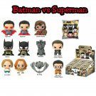 DC Comics Batman vs Superman Dawn of Justice 3D Foam Figural Keyring Blind Bag Case of ×24 Packs