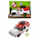 Ghostbusters 2016 Ecto 1 Mini Vehicle with Mini Slimer Figure & Lights