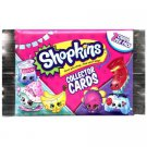 Shopkins Season 5 & 6 Collector Trading Card Packs ×24 Sealed (7 Cards per pack totaling 168)