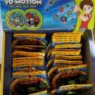 Yokai Yo Kai Watch Series 2 Yo-Motion Medal Mystery Blind Bag Case of ×24 Sealed Packs