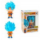 Funko Dragon Ball Z Resurrection 'F' POP! Super Saiyan God Super Saiyan Goku Figure Hot Topic Ex