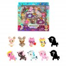 tokidoki Series 1 Neon Star 3.5 inch 10 Piece Deluxe Collectible Figure Set by Just Play - #63055