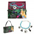 Disney Alice in Wonderland Charm Wrist Watch by Accutime Watch