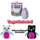 Hatchimals Hatching Egg Bearakeet by Spin Master - Pink/Black - Target Exclusive