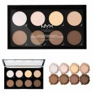 NYX Cosmetics 8-Color Highlight & Contour Pro Palette - #HCPP01