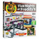 McFarlane Toys FNAF2 Five Nights at Freddy's Game Area 253 Pieces Construction Set - #11695