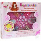 Sanrio Sugarbunnies 2010 Personalized Friendship Jewelry Set Kit by Horizon Group USA - #18414
