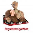 Target Exclusive FUNKO Star Wars Characters Tuskan Raider & Bantha 2 Pack Plush Figures