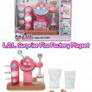 L.O.L. LOL Little Outrageous Littles Surprise Fizz Factory Playset by MGA #547433