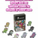 Loungefly tokidoki Unicorno Blind Box Enamel Pin designed by Simone Legno Case of ×18 Sealed Packs