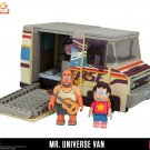 McFarlane Toys Steven Universe Mr. Universe Van Construction Set 319 PCS Walmart Exclusive