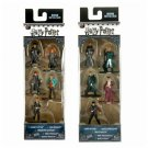 Set of 2 Nano Metalfigs Harry Potter 5-Pack Figure Collectors Set A & B by JADA Toys