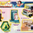 Set of 6 McFarlane Toys Steven Universe Buildable Construction Set - Walmart Exclusive