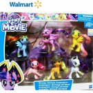 My Little Pony MLP The Movie Ponies Collection 6-Pack Figures Walmart Exclusive by Hasbro - #C3192