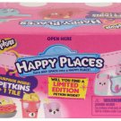 Shopkins Happy Places Season 3 Surprise Delivery Pack - by Moose Toys #56485 - ×10 Packs