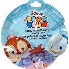 Disney Tsum Tsum Limited Edition Walmart Exclusive Fuzzy Tsum Friends Mystery Blind Bag ×30 Packs