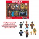 Roblox Legends of Roblox Action Figure Multipack (Set of 6 Figures & Accessories) by Jazwares #10731